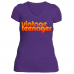 "Vintage Teenager's ""Purple Rush"" collector's tee"